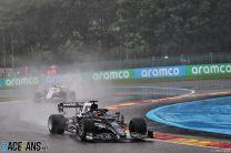 Lance Stroll, Aston Martin, Spa-Francorchamps, 2021