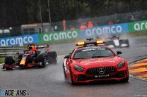 2021 Belgian Grand Prix in pictures
