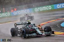 Vettel denies modern drivers are more risk-averse after Spa non-race