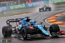 """Alonso slates """"shocking"""" decision to give points for """"non-race"""" at Spa"""