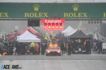 F1 should hand out refunds, not points, after one-lap 'race' at Spa