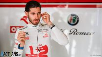 Albon and De Vries to gain F1 seats from Russell's Mercedes move, Giovinazzi loses out