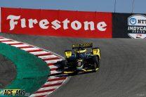 Herta wins pole at Laguna Seca; Palou qualifies fourth