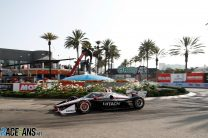 Newgarden wins Long Beach pole position and secures crucial championship point
