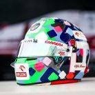 Antonio Giovinazzi's 2021 Italian Grand Prix helmet design