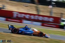 Palou fights from back to win and retake points lead at Portland