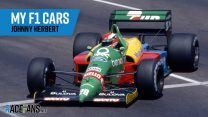 Herbert on his painful debut, Schumacher's title-winning Benettons and more