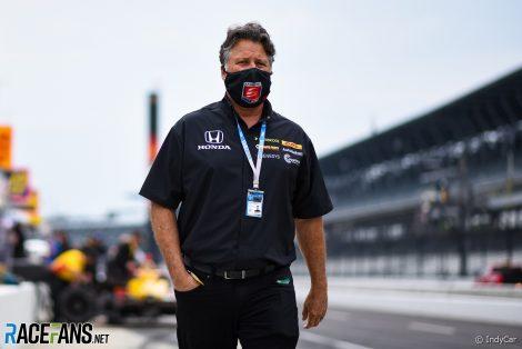 Michael Andretti, IndyCar, 2021
