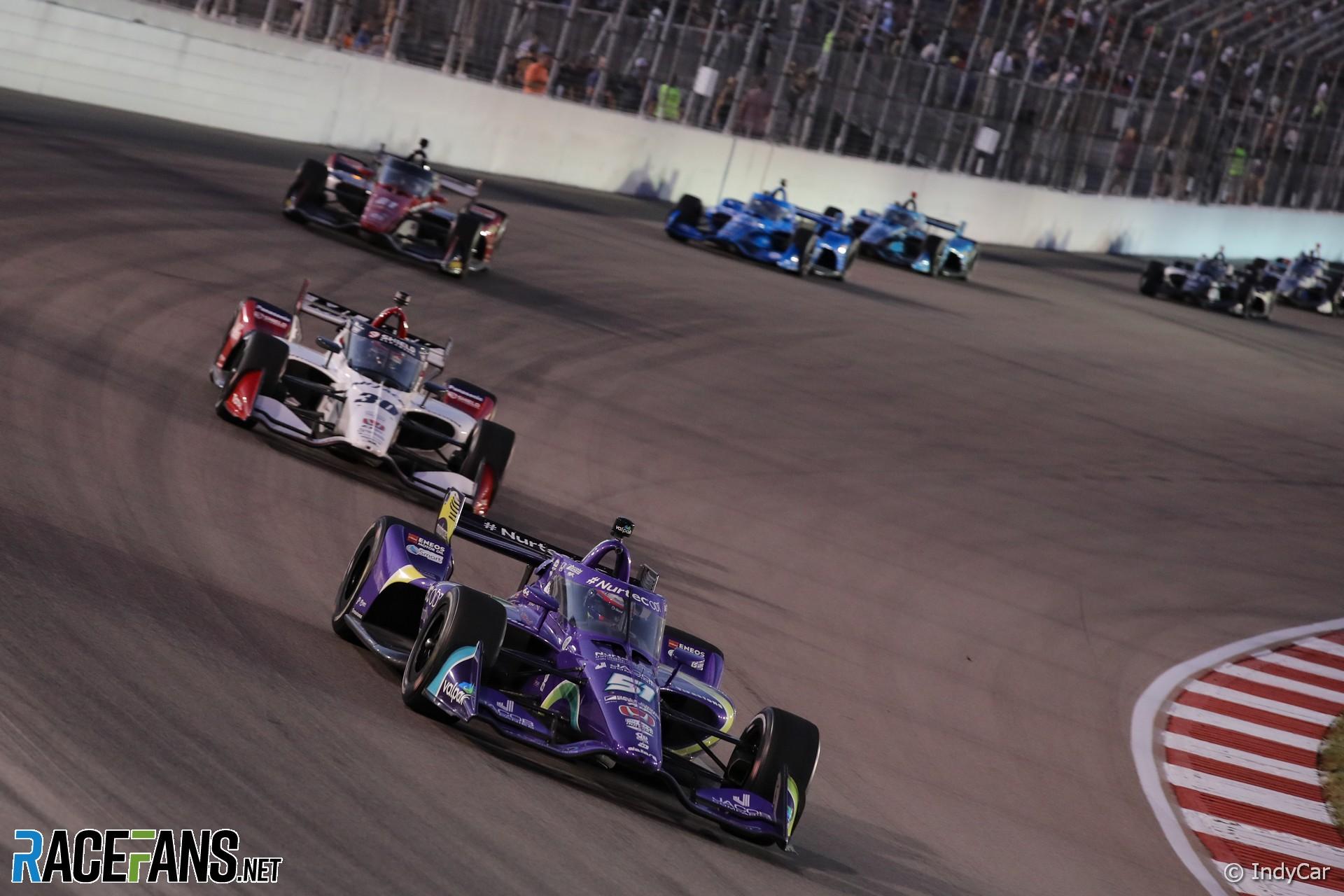 Romain Grosjean, Coyne/Ware, IndyCar, 2021