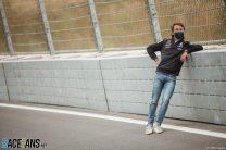 Nyck de Vries, Mercedes, Zandvoort, 2021