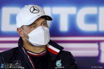Zandvoort banking will suit Red Bull more than Mercedes – Bottas