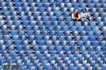 Spectators, Zandvoort, 2021