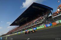 2021 Dutch Grand Prix practice in pictures