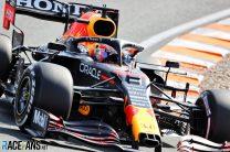 Max Verstappen, Red Bull, Zandvoort, 2021