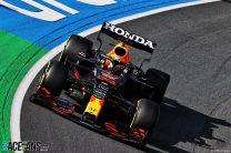 2021 Dutch Grand Prix race result