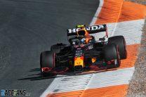 Perez and Latifi to start Dutch Grand Prix from pits