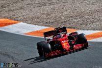 Charles Leclerc, Ferrari, Zandvoort, 2021