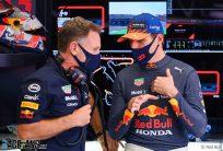 """Verstappen's penalty """"not such a handicap"""" at Sochi – Horner"""