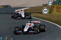 No one person to blame says Steiner after Haas drivers clash again