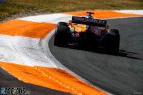 Daniel Ricciardo, McLaren, Zandvoort, 2021