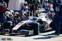 Mick Schumacher, Haas, Zandvoort, 2021