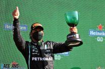 Lewis Hamilton, Mercedes, Zandvoort, 2021