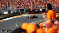 Verstappen stays cool by the beach and delights the Dutch crowd at Zandvoort