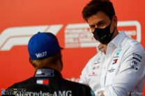 """Bottas """"would have deserved to stay at Mercedes"""" – Wolff"""