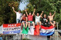 Fans, Monza, 2021
