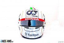 Six drivers bring special helmets for Italian Grand Prix