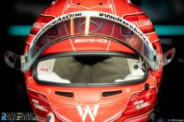 """""""Not ideal"""" running Russell's helmet camera during race, admit Williams"""