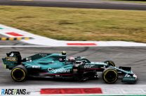 Sebastian Vettel, Aston Martin, Monza, 2021
