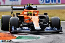 Norris sees chance to fight Verstappen for third