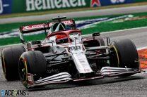 Robert Kubica, Alfa Romeo, Monza, 2021