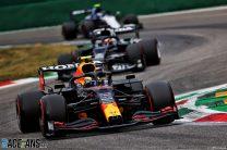 Sergio Perez, Red Bull, Monza, 2021