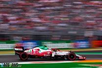 Antonio Giovinazzi, Alfa Romeo, Monza, 2021
