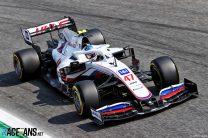 Mick Schumacher, Haas, Monza, 2021