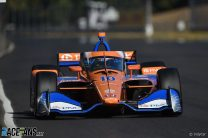 Palou scores crucial pole position and championship point in Portland