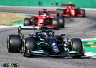 """Hamilton predicts """"easy win"""" for Verstappen from pole"""