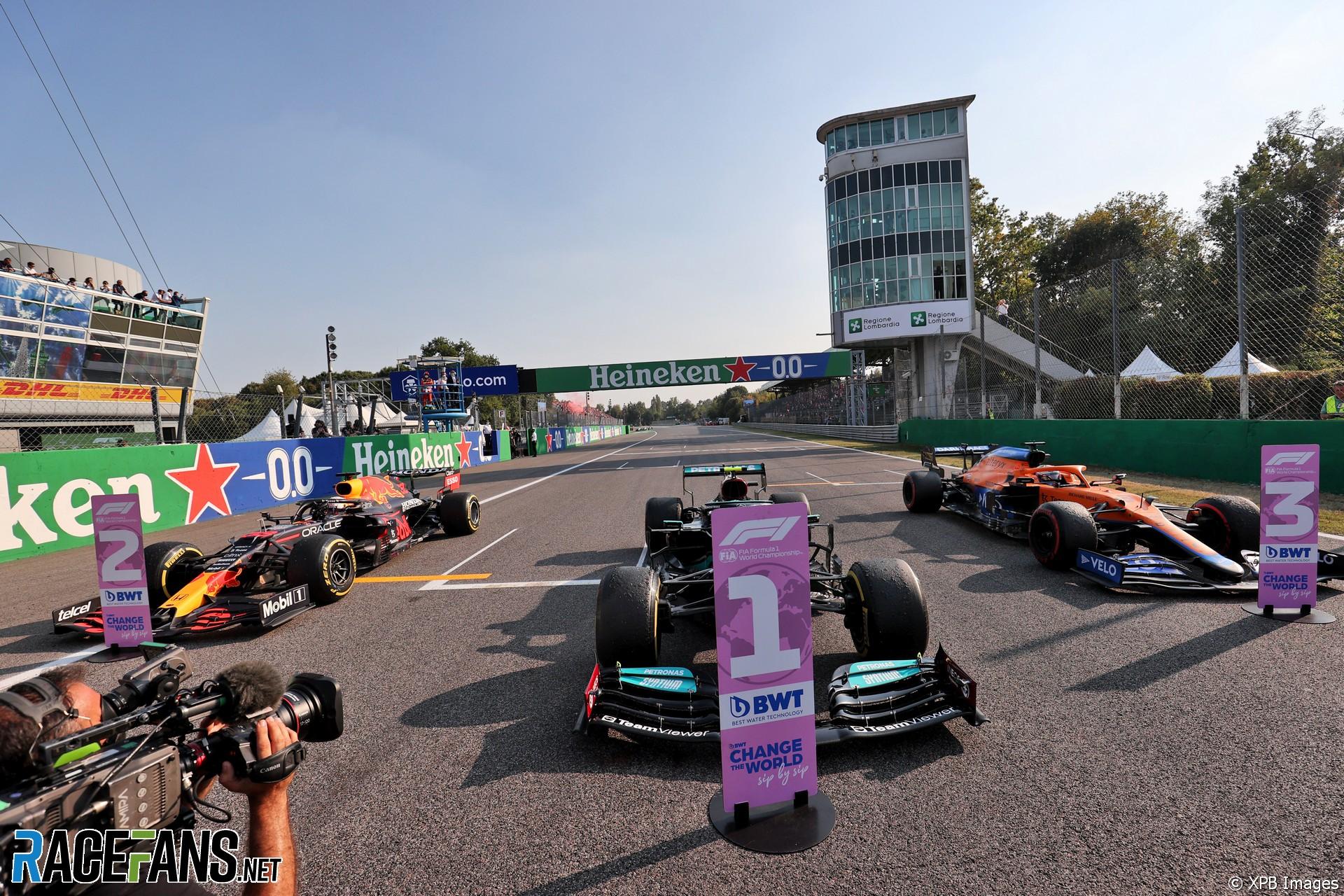 Max Verstappen, Red Bull, Monza, 2021