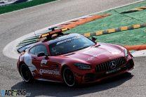Safety Car, Monza, 2021