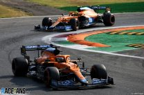 McLaren see chance to pass and contain Verstappen in Italian Grand Prix