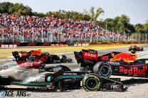 Motor Racing – Formula One World Championship – Italian Grand Prix – Race Day – Monza, Italy