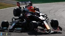 """Halo saved Hamilton's life in potentially """"horrible accident"""" – Wolff"""