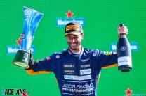 Ricciardo didn't need title rivals' latest clash for stunning Monza win