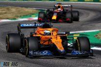 """Ricciardo found confidence to """"throw the car around"""" at Monza"""