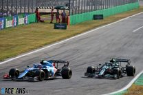 Why the 'Leclerc precedent' didn't spare Ocon a penalty for Vettel clash