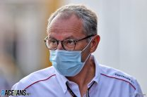"""Sprint trial """"progressing in the right direction"""" – Domenicali"""