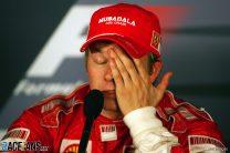 Formula 1 Grand Prix, Brazil, Sunday Press Conference