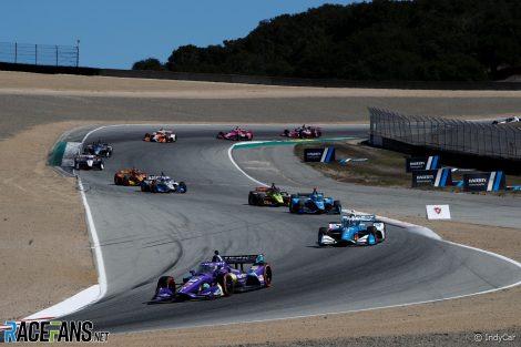 Romain Grosjean, Coyne/Rick War, Laguna Seca, IndyCar, 2021
